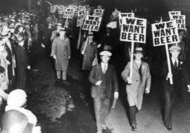 scene from Ken Burns' Prohibition